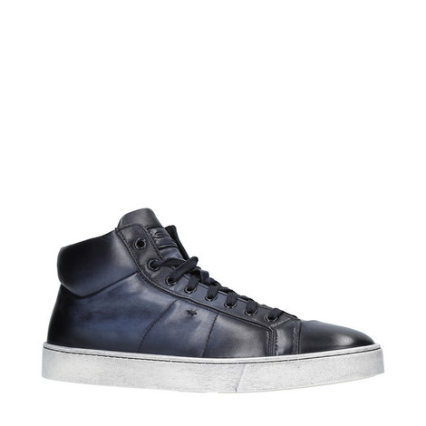Gloria High Top Trainers, ${color}