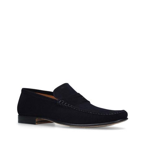 Sorrento Suede Loafers, ${color}
