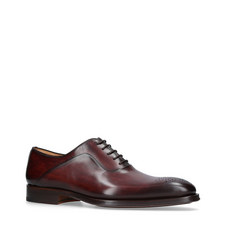Punch Toe Oxfords