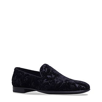 Baroque Slippers
