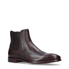 Bedford Wingtip Chelsea Boots