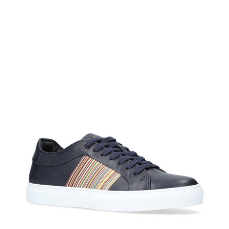 Ivo Artist Stripe Trainers, ${color}