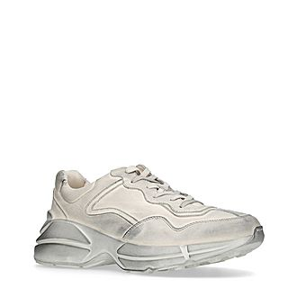 Rhyton Distressed Trainers