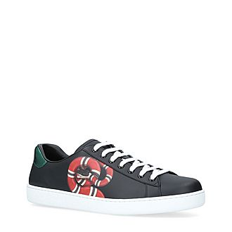 New Ace Snake Trainers