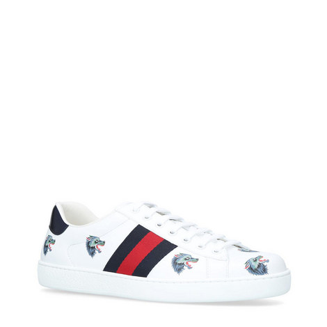 New Ace Wolf Trainers, ${color}