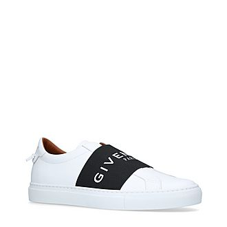 Logo Strap Trainers