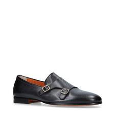 Carlos Double Monk Shoes