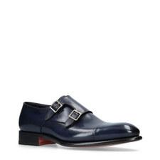 Carter Double Monk Shoes