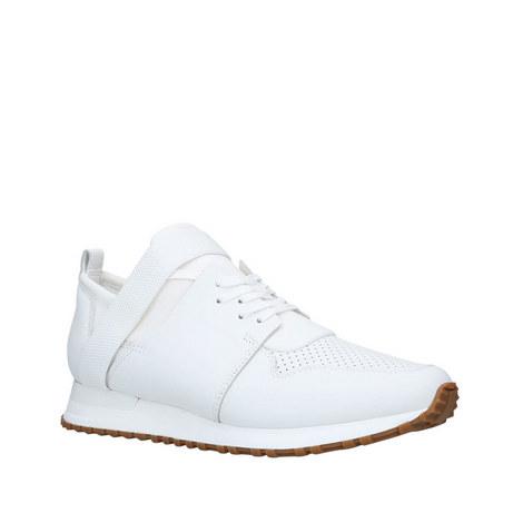 Elast White Gum Trainers, ${color}