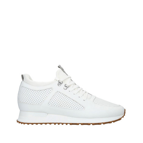Diver White Gum Trainers, ${color}