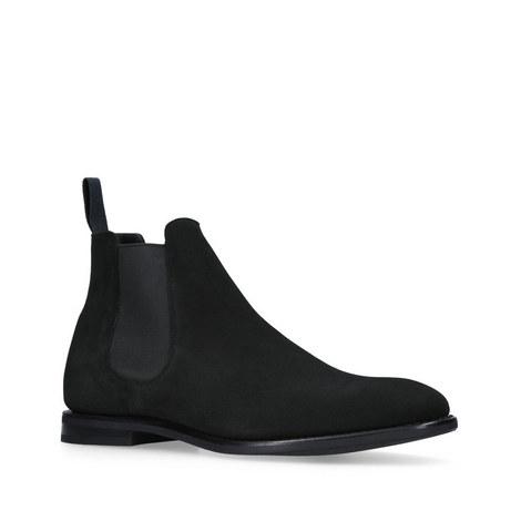 Suede Prenton Chelsea Boots, ${color}
