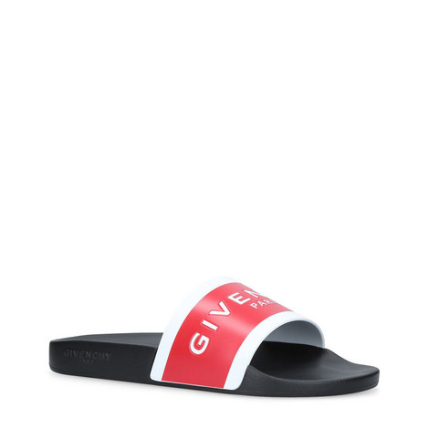 3c4dbc1b0dfd Givenchy Paris Slides