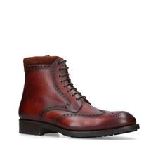 Fairfax Brogue WC Boots