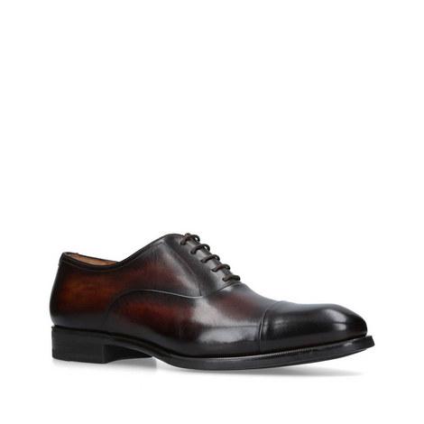 Flex RS Toecap Oxford Shoes, ${color}