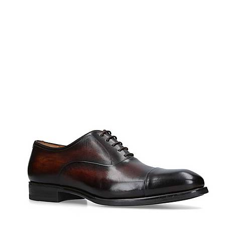 Flex RS Toecap Oxford Shoes, ${color}