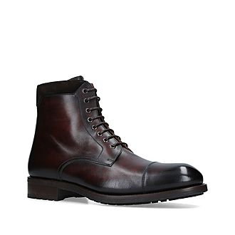 Lace Up TC Boots