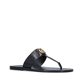 Francis Leather Sandals