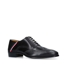 Plata Web Trim Oxfords