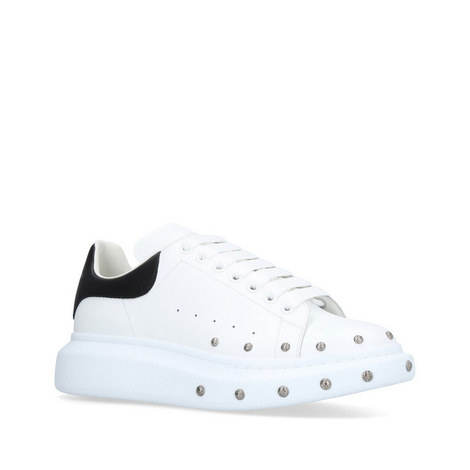 Oversized Show Studded Trainers, ${color}