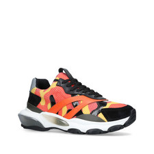 Camouflage Bounce Trainers