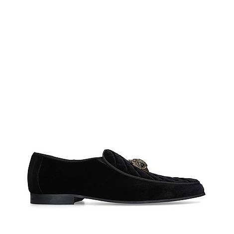 Hugh Eagle Head Loafers, ${color}