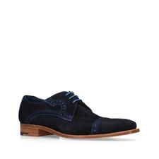 Ashton Toecap Derby Shoes