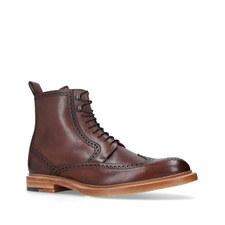 Butchers Brogue Boots