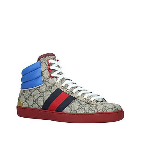 Ace GG High-Top Sneaker, ${color}