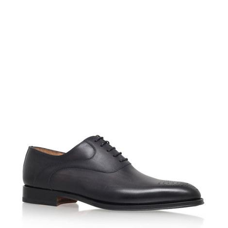 Medallion Oxford Shoes, ${color}