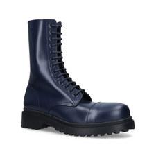 Lace Stitch Boots
