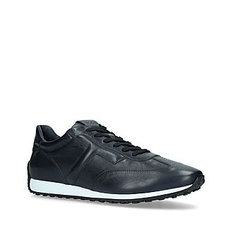 Leather T Trainers