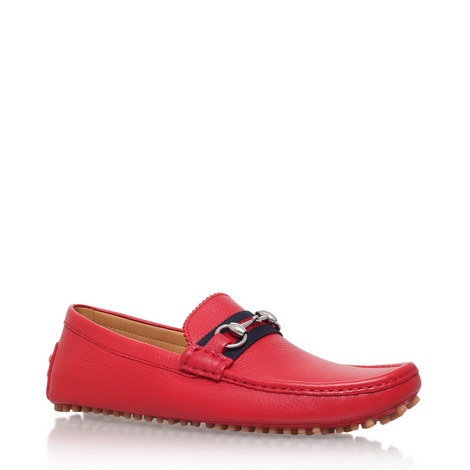 Damo Horsebit Driver Shoes, ${color}