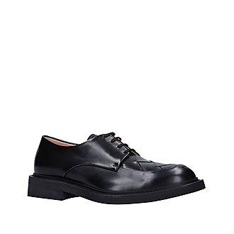 Intrecciato Derby Shoes