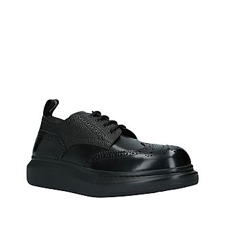 Hybrid Show Derby Sneakers