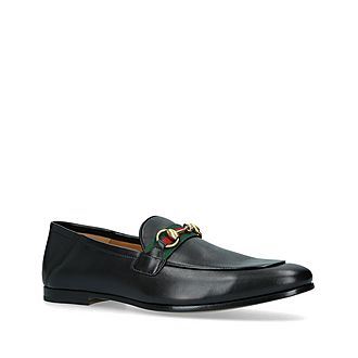 Brixton Web Loafers