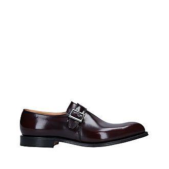 Lisbon Single Strap Monk Shoes