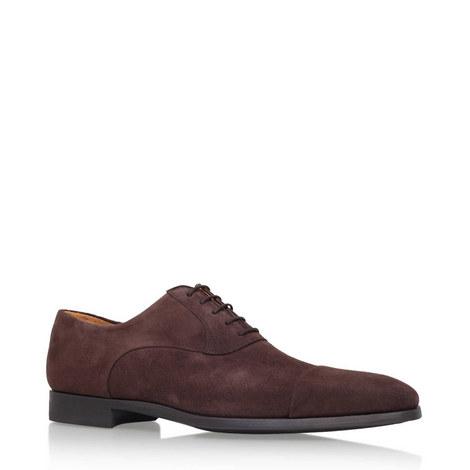 Suede Oxford Shoes, ${color}