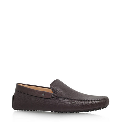 Gommino Leather Driving Shoes, ${color}
