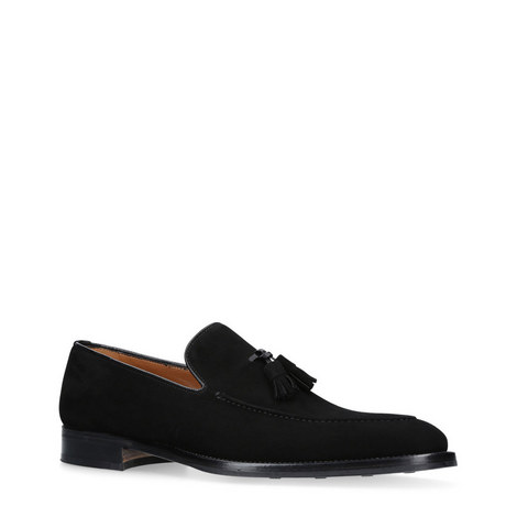 Apron Tassel Loafers, ${color}
