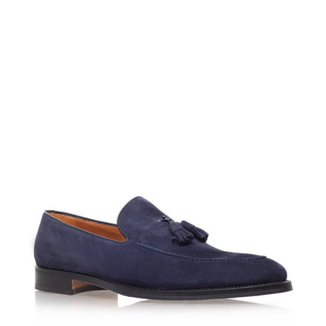 Apron Tassel Loafers, ${color}