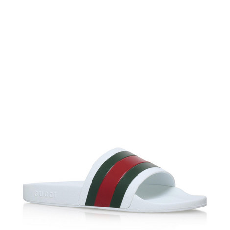 bf0a374d7be GUCCI Pursuit Pool Sandal