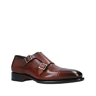 Levante Double Monk Shoes