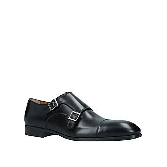 Simon Double Monk Shoes