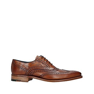 McClean Paisley Oxford Shoes
