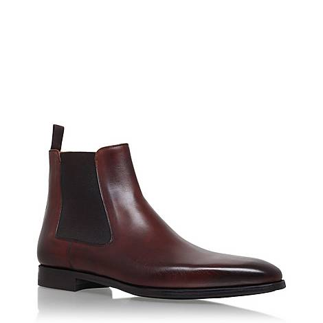 Leather Chelsea Boots, ${color}