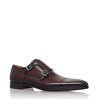 Setenil Monk Strap Shoes