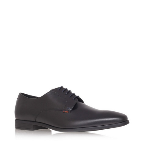 Moore Plain Derby Shoes, ${color}