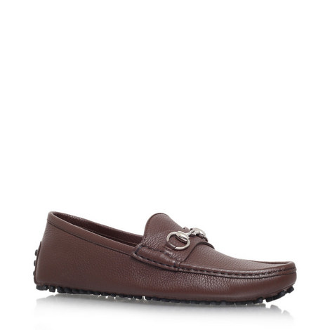 Damo Horsebit Driver Shoes, ${color}