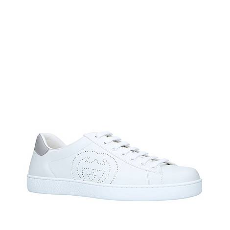 New Ace Perforated GG Trainers, ${color}