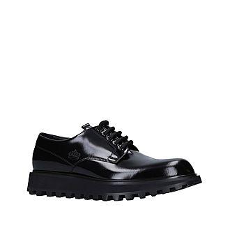 Naxos Commando Derby Shoes